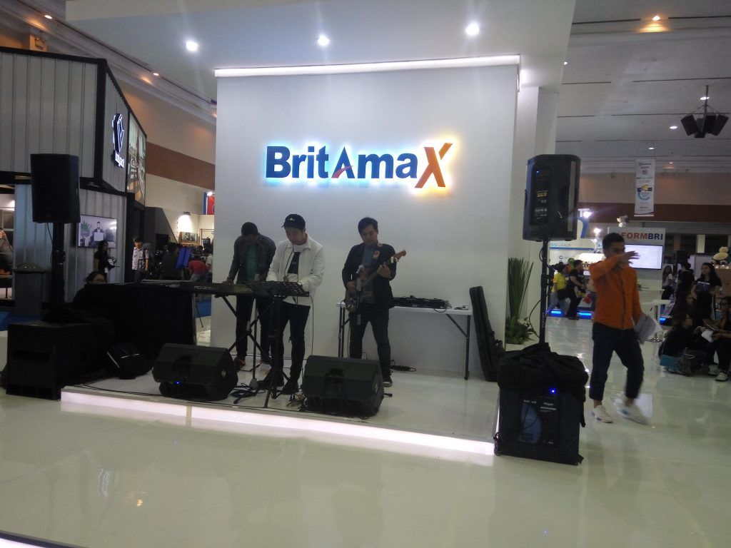 band Acoustic Pameran JCC
