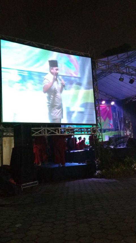 acara festival lenong walikota jakarta selatan