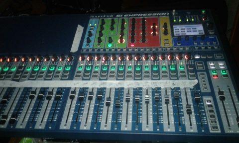 mixer digital soundcraft