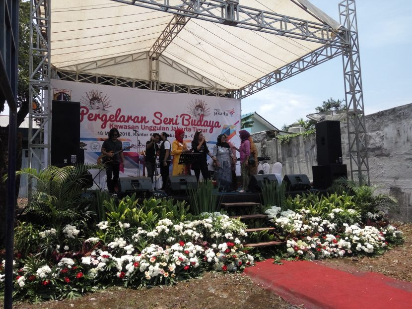 pagelaran seni budaya walikota jakarta timur